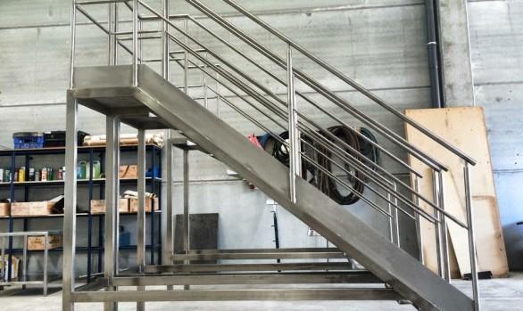 Escalera aluminio 2